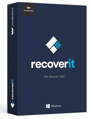 Wondershare Recoverit 9.0.2.3 Crack + Key Torrent [Win/Mac]