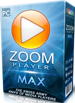 Zoom Player Max 15.5 RC4 Crack plus Activation Key Latest 2020