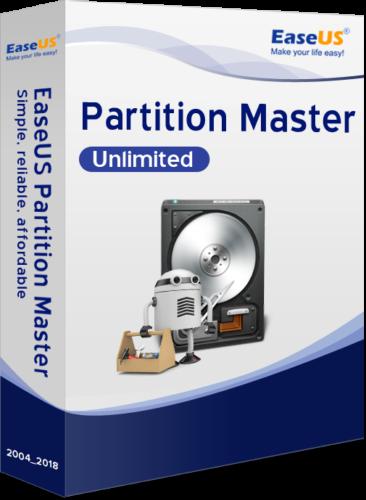 EaseUS Partition Master 16.0 Crack + License Key Latest Download 2021