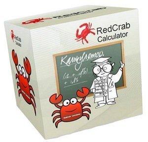 RedCrab Calculator Plus 7.15.0.736 Crack + Serial Key Free Download