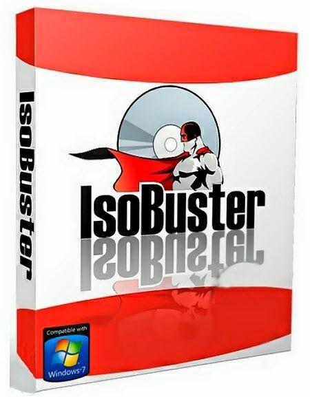 IsoBuster Pro 4.6 Crack Plus License Key Free Download 2021