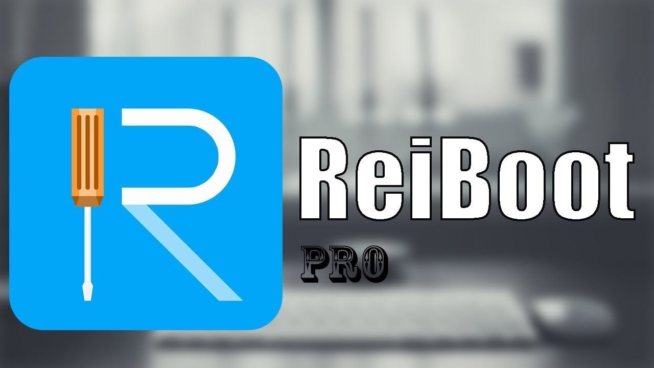 ReiBoot Pro 7.6.1.0 Crack & Registration Code Full Version