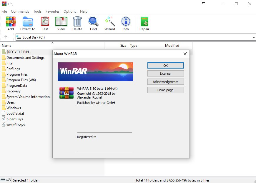 WinRAR 6.0 Final Crack + Keygen 2021 Latest Download