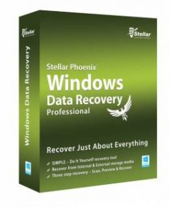 Stellar Phoenix Data Recovery Pro 10.1.0.0 Crack with Activation Key Full